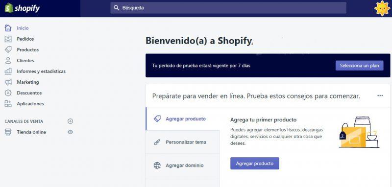 qué CMS elegir para tiendas online Shopify